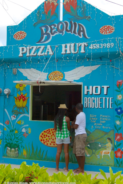 Bequia Pizza Hut