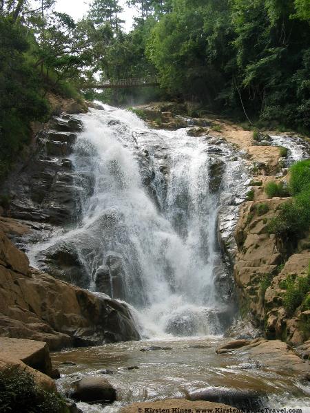 Tiger Den Falls